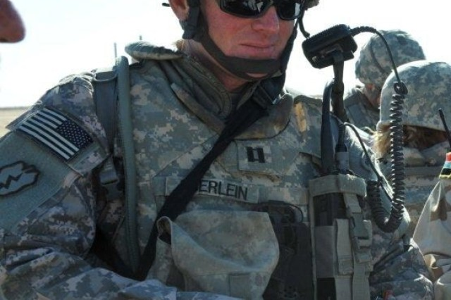 Actor foregoes career to serve country