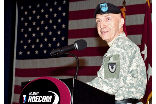 Commanding General, Aberdeen Proving Ground and the U.S. Army Research, Development and Engineering Command