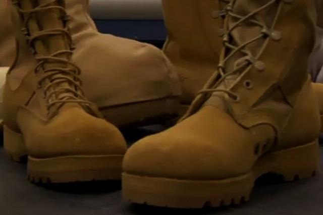 Foot Soldier: Happy feet in the field
