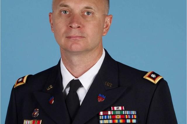 Lt. Col. Paul R. Bartz