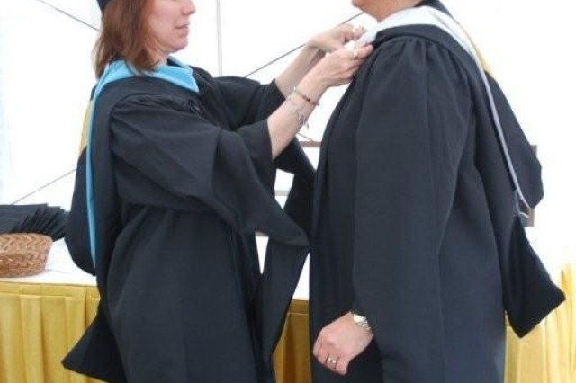 USAG Schinnen graduates earn higher ed degrees; prepare for career ...