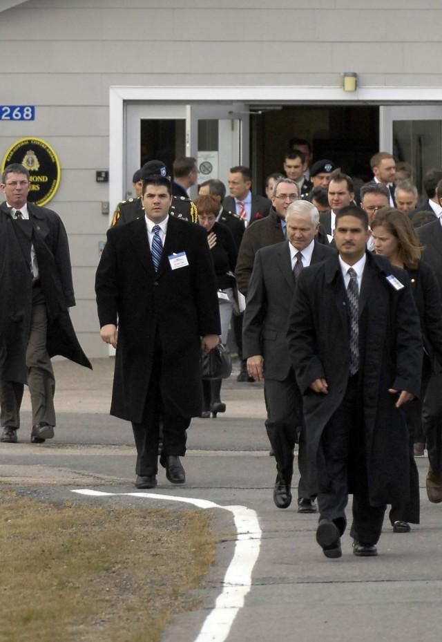 DOD's 'Secret Service'