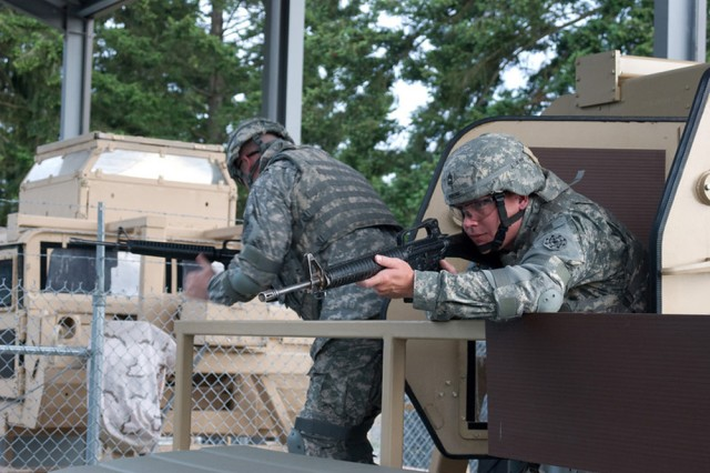 CID special agents conduct realistic training before deploying to a combat zone.