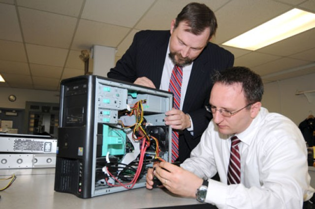Agents assigned to CCIU are civilian special agents, highly trained in computer analysis and forensics.