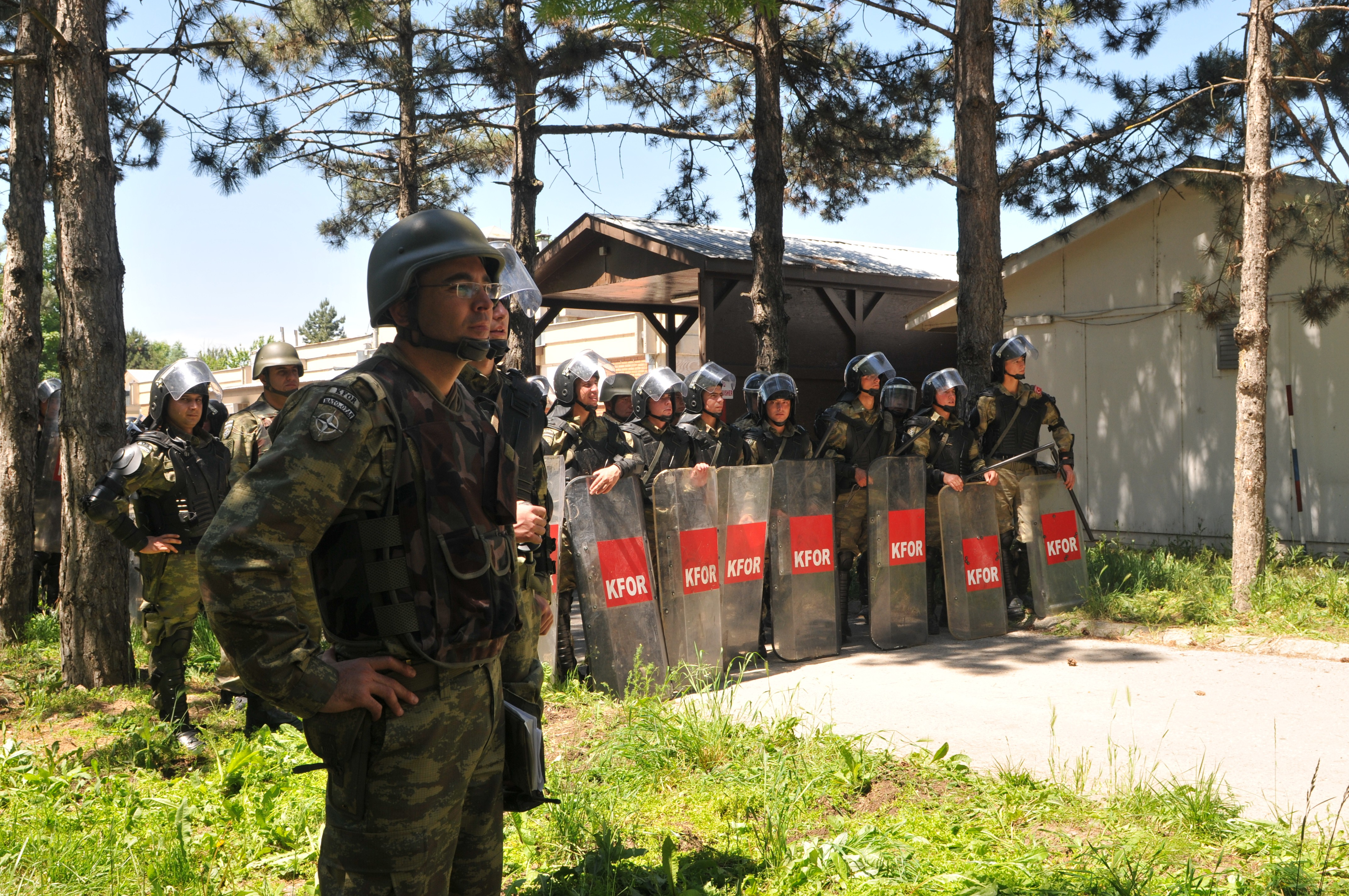 MNBG E Soldiers show adaptability during exercise | Article