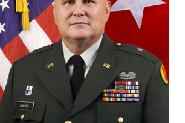 Chaves named USARPAC Deputy CG for Guard