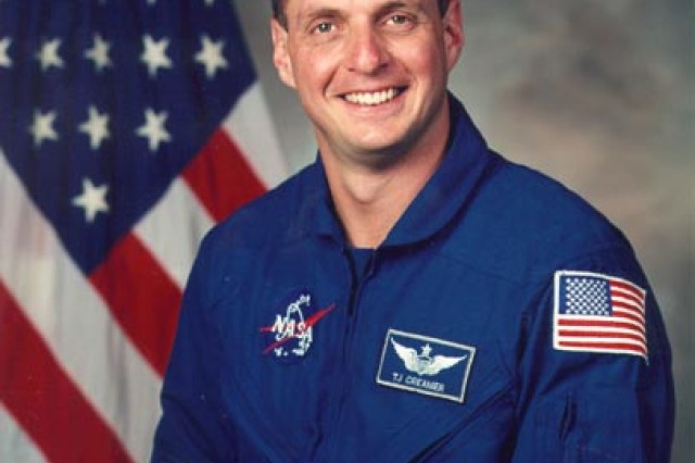 Army Astronaut Col. T.J. Creamer