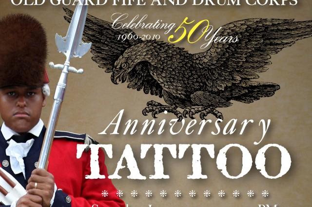 50th Anniversary Tattoo