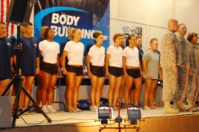 Basra Bodybuilding 1