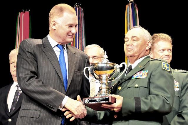 Two Army Guard units named top environmental stewards
