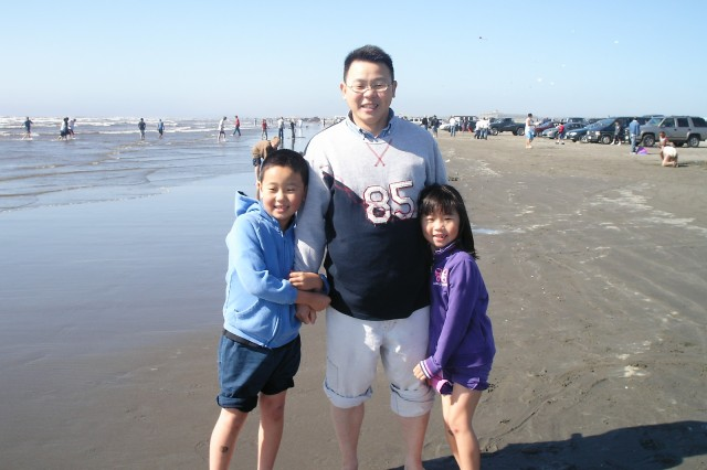 Chaplain Yan Xiong, now a captain in the U.S. Army, and stationed at the Warrant Officer Career College at Fort Rucker, Ala., was one of the students that took part in the protests at Tiananmen Square in 1989. He and his wife have two children.
