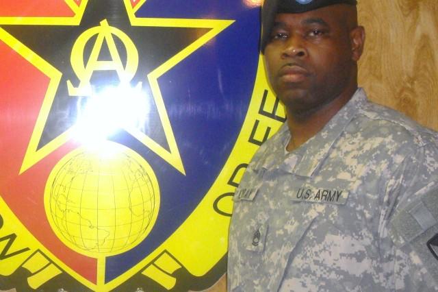 Sgt. 1st Class Mario Murray