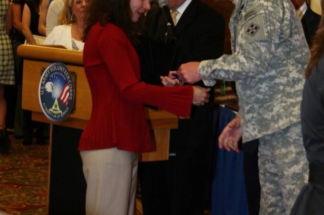 Fort Carson honors volunteers