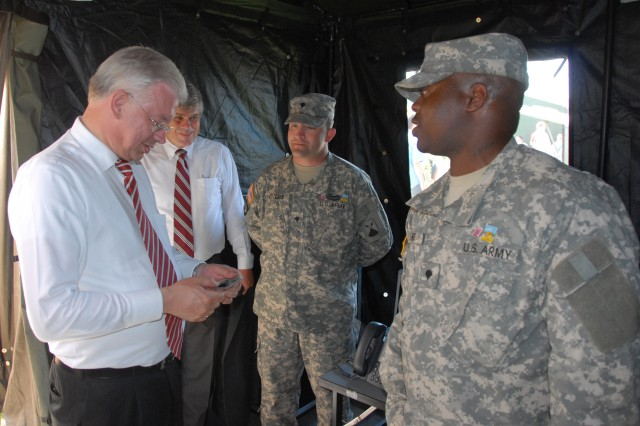 5th Signal Command participates in Hessentag