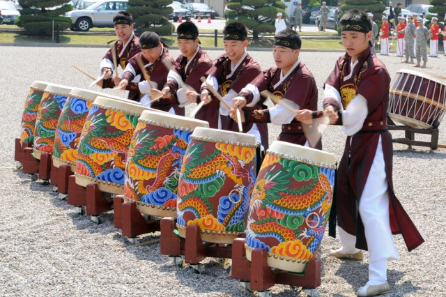 Korean Service Corps Battalion celebrates 60th anniversary