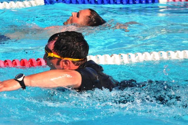 MiniTry Swim