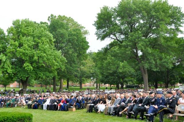 Army Staff College graduates 985