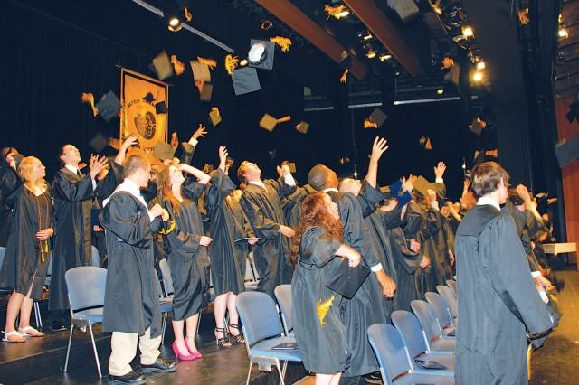 PHS graduates 126 seniors