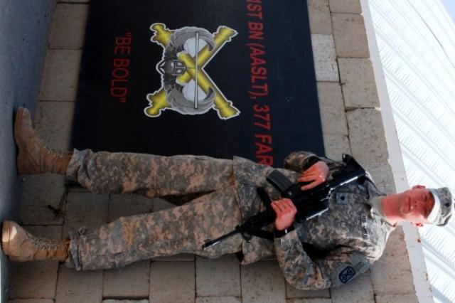 Sgt. Daniel Foley