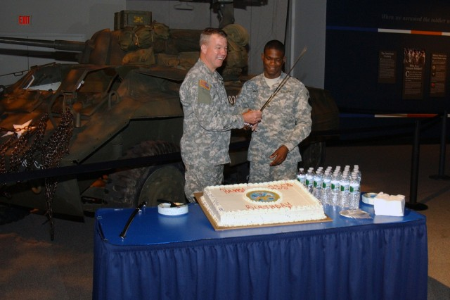 New York Army National Guard celebrates Army birthday