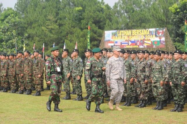U.S., Indonesia maintain a partnership of peace
