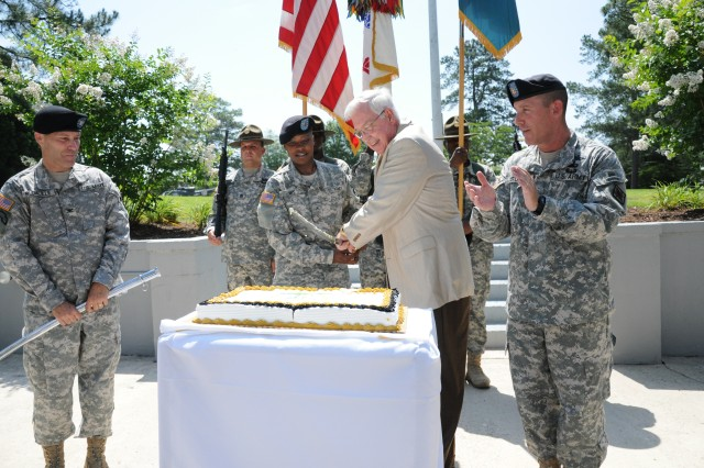 Fort Jackson celebrates Army's 235th birthday