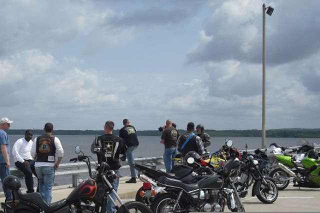 Fort Rucker community bikers ride for faith, fun