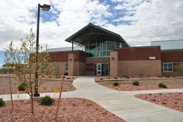 FORT CARSON, Colo.--- The Soldier and Family Assistance Center is located just east of Evans Army Community Hospital.