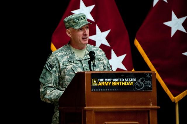 USF-I celebrates Army birthday