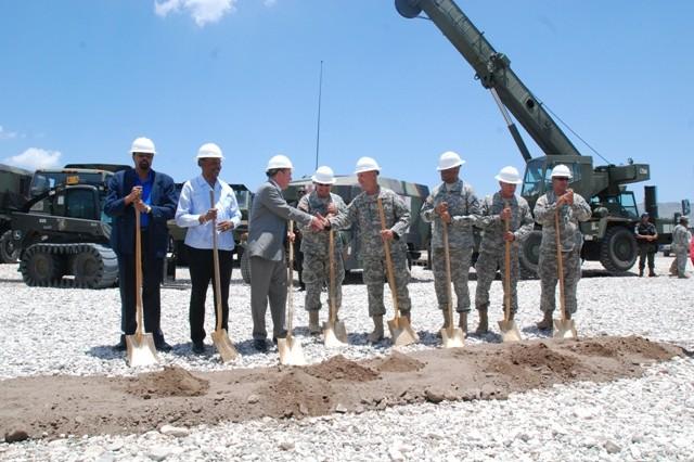 New Horizons - Haiti 2010 exercise begins