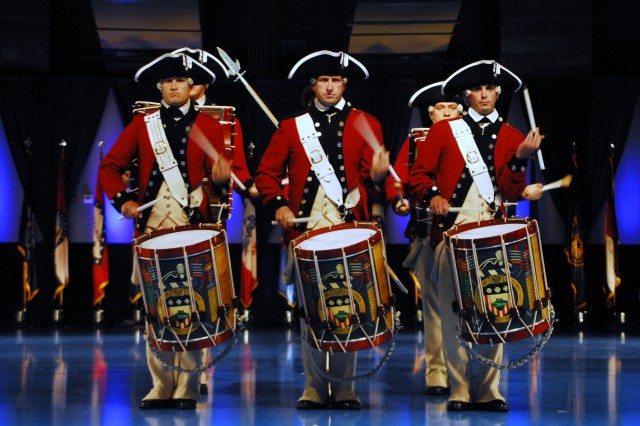The Old Guard Fife and Drum Corps Anniversary Tattoo