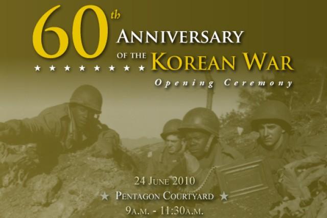 Korean War graphic