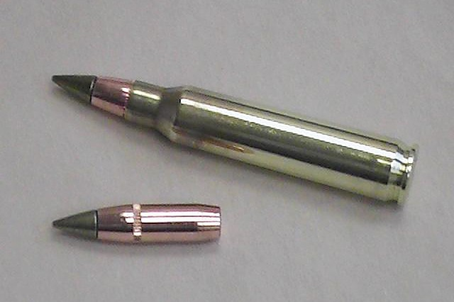 The new round replaces the current M855 5.56mm cartridge that has been used by U.S. troops since the early 1980s. The M855A1 resulted in a number of significant enhancements not found in the current round, which include improved hard target capability, more dependable, consistent performance at all distances, improved accuracy, reduced muzzle flash and a higher velocity.