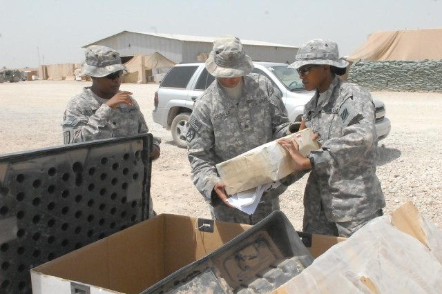 Logistician works to improve Army