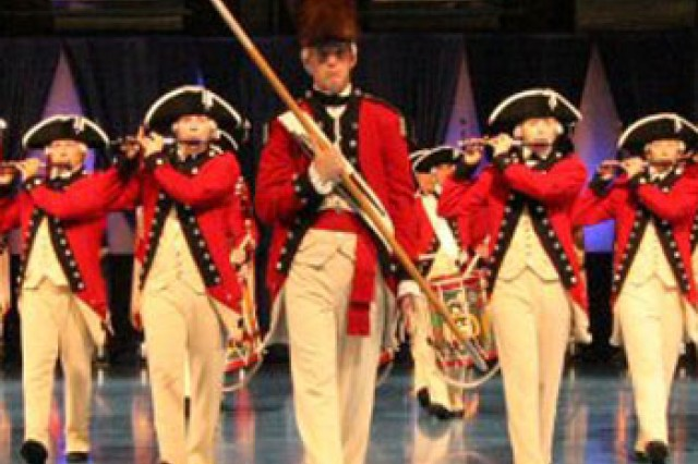 50th Anniversary of the Old Guard Fife and Drum Corps