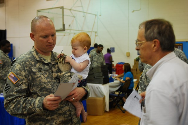4th IBCT Soldier and Family Pre-Deployment Fair Fort Stewart