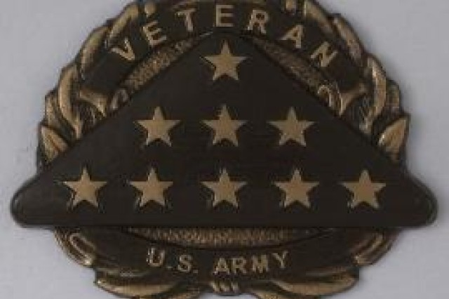 Army Grave marker