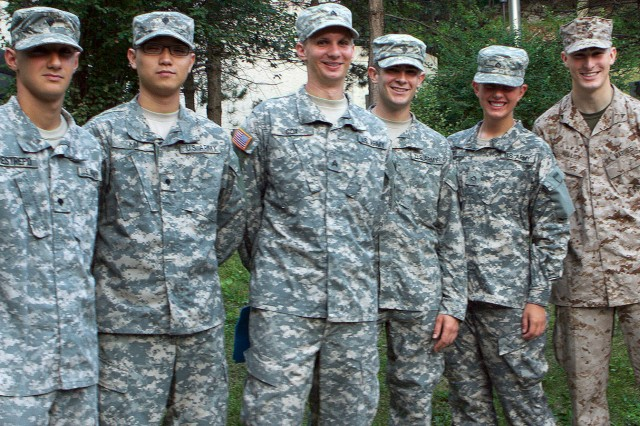 Among the Class of 2014 are 17 combat veterans and nearly 50 active-duty military members. The Soldier Admission Program opens 170 slots each year for all members of the armed forces to apply to West Point or the U.S. Military Academy Preparatory School.