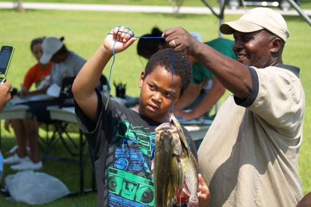 Tips keep on-post fishing fun