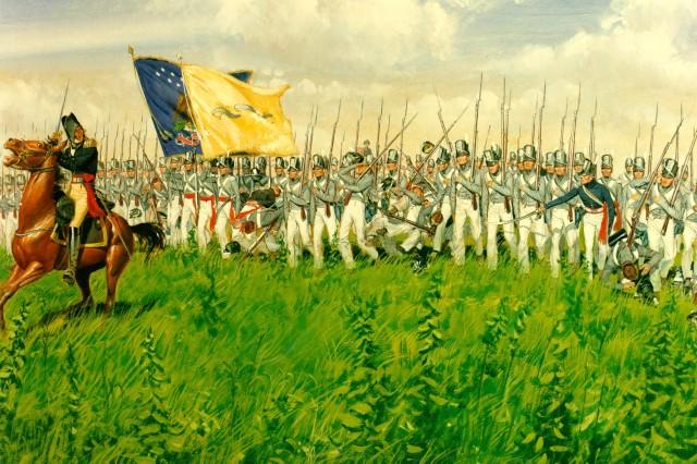 The Battle of Chippewa
