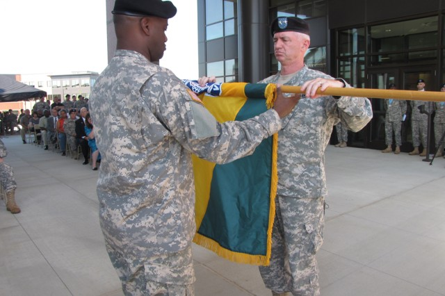 Human Resources Command moves to Fort Knox