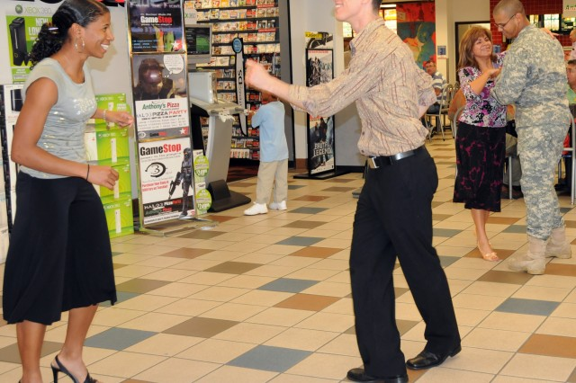 'Step' into Fort Rucker Hispanic Heritage Month with dance competition