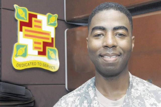 Capt. Moten reflects on Warrior Transition Unit