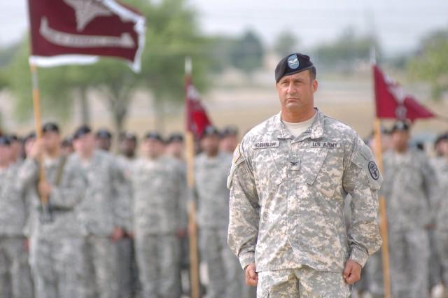 Cincinnati Soldier New Commander of Warrior Transition Brigade