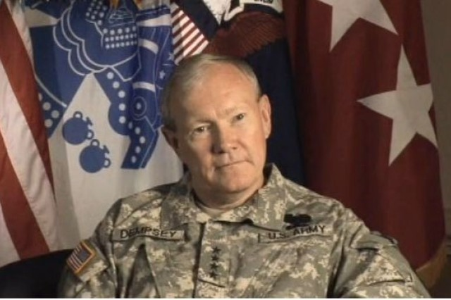 Gen. Martin E. Dempsey ACPME