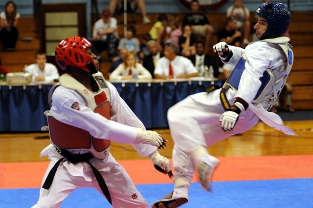 Rider wins national championship in taekwondo