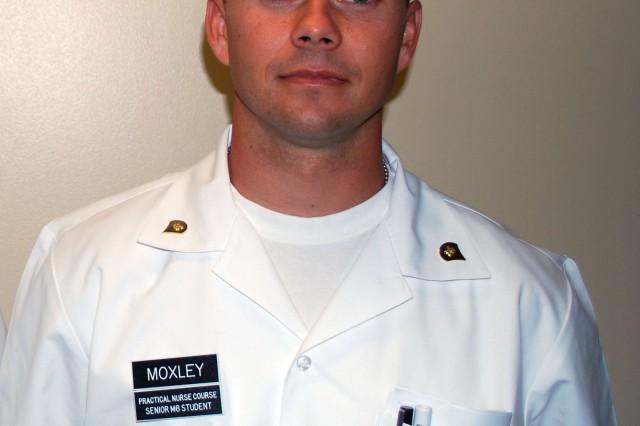 Spc. Matthew Moxley