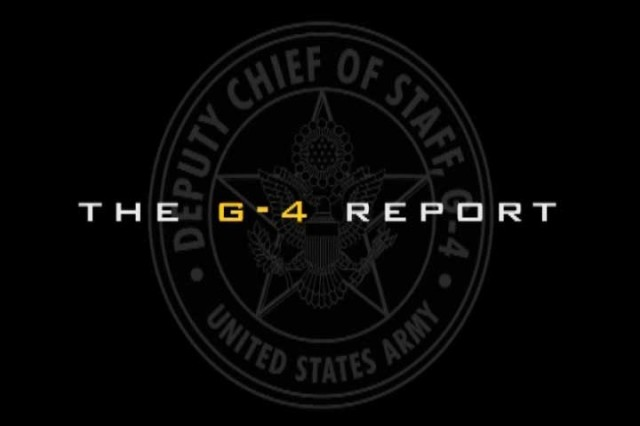 G-4 Report July 2010: Sustainment Week