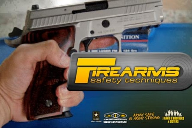 New site provides best safety practices for privately owned weapons