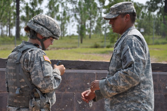 On-post hero: NCO awarded Soldier's Medal